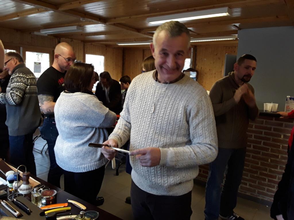 amitié FRANCO BELGE - Photos et vidéos 20190122
