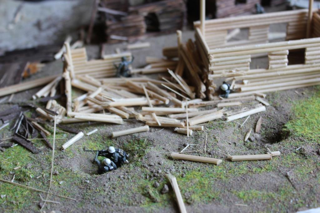Diorama: Assaut contre un village sur le front de l'Est, hiver 1944-1945 Img_3210