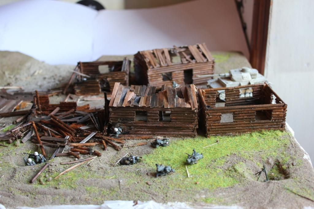 Diorama: Assaut contre un village sur le front de l'Est, hiver 1944-1945 Img_3213