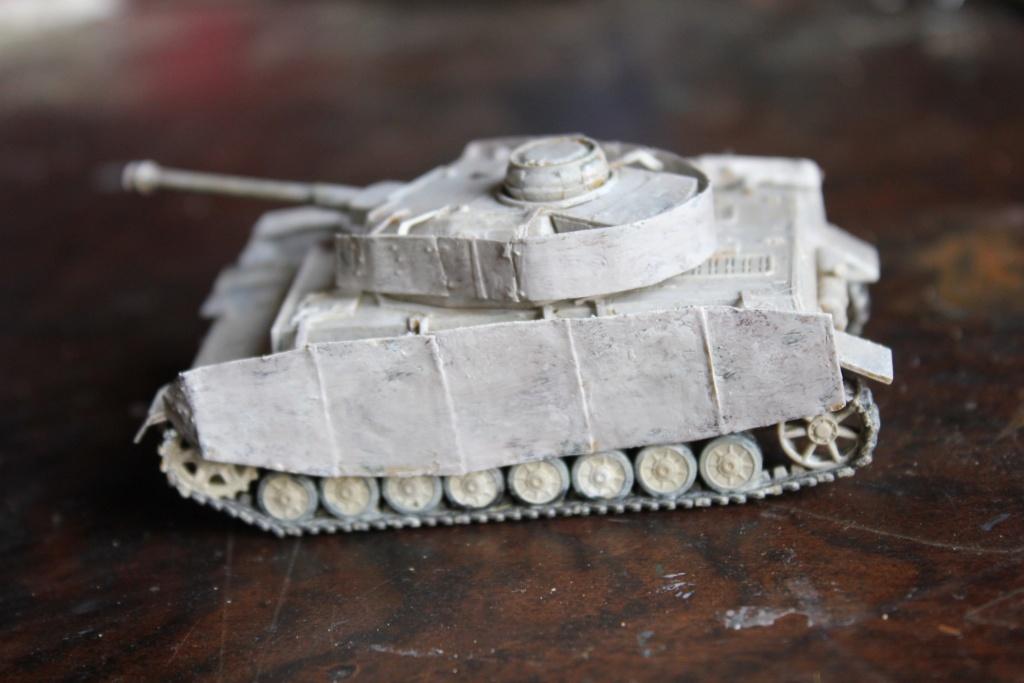 Diorama: Assaut contre un village sur le front de l'Est, hiver 1944-1945 Img_3428