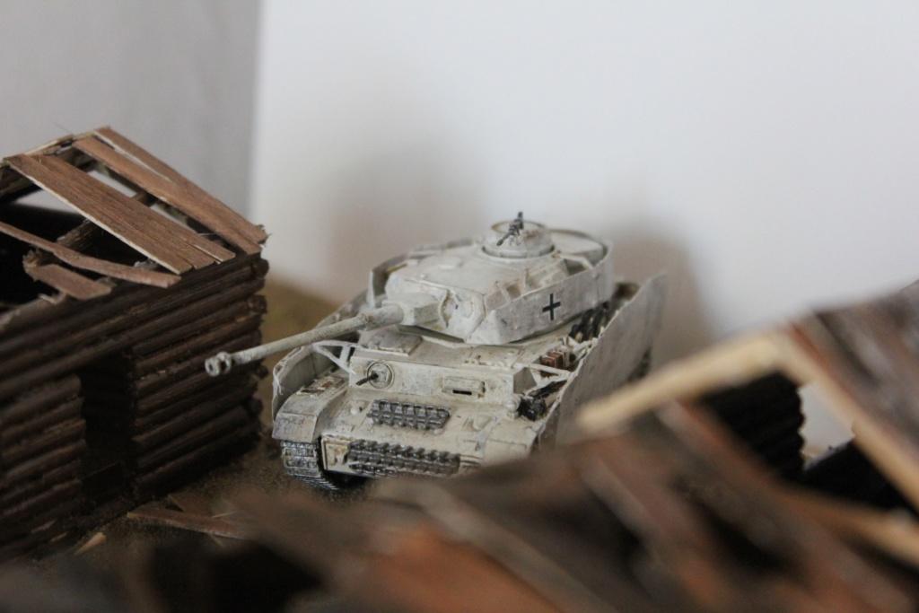 Diorama: Assaut contre un village sur le front de l'Est, hiver 1944-1945 Img_3438