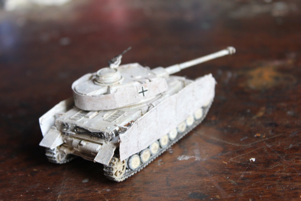 Diorama: Assaut contre un village sur le front de l'Est, hiver 1944-1945 Img_3439