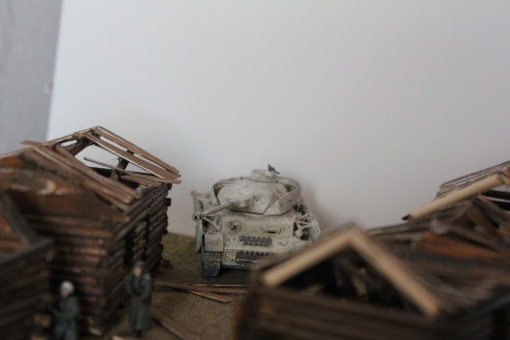 Diorama: Assaut contre un village sur le front de l'Est, hiver 1944-1945 Img_3440