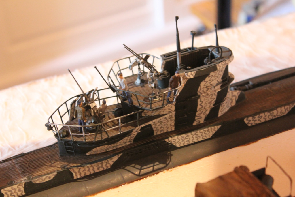 [revell] U-Boot typ VII C/41       au 1/72° - Page 4 Img_6816