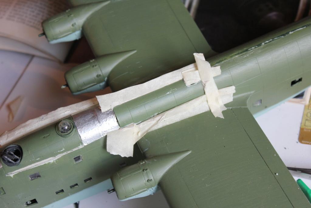 "[revell et scratch intégral] Diorama d'un BV-222 ""Wiking"" et d'un u-boot typ VII C au 1/72 - Page 6 Img_7447"