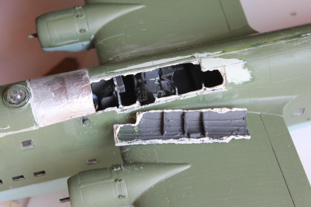 "[revell et scratch intégral] Diorama d'un BV-222 ""Wiking"" et d'un u-boot typ VII C au 1/72 - Page 6 Img_7448"