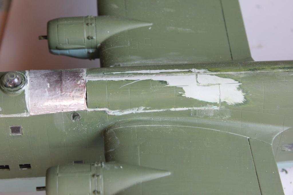 "[revell et scratch intégral] Diorama d'un BV-222 ""Wiking"" et d'un u-boot typ VII C au 1/72 - Page 6 Img_7449"