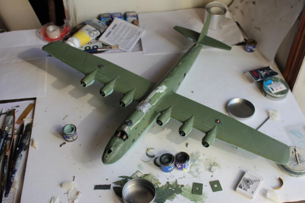 "[revell et scratch intégral] Diorama d'un BV-222 ""Wiking"" et d'un u-boot typ VII C au 1/72 - Page 6 Img_7510"
