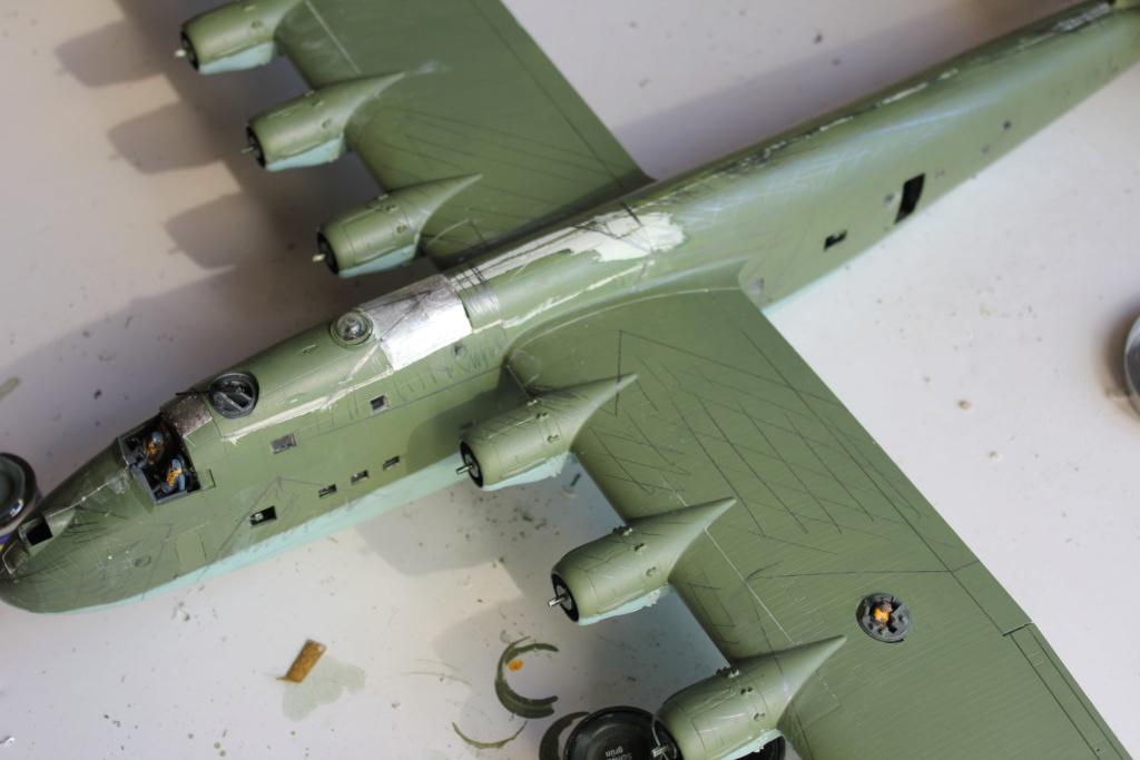 "[revell et scratch intégral] Diorama d'un BV-222 ""Wiking"" et d'un u-boot typ VII C au 1/72 - Page 6 Img_7511"
