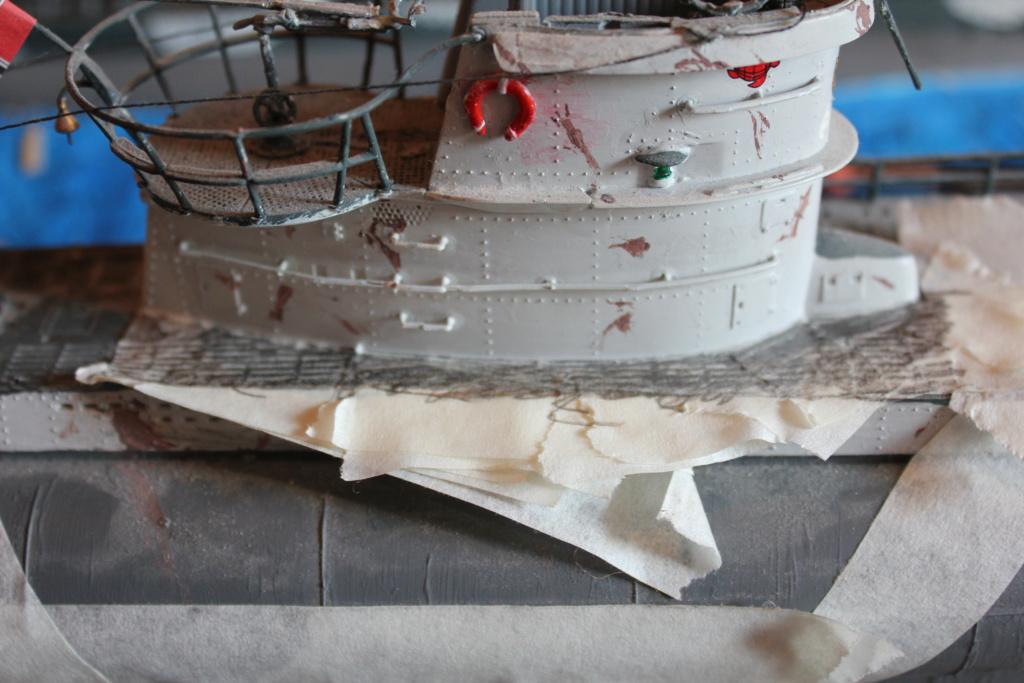 "[revell et scratch intégral] Diorama d'un BV-222 ""Wiking"" et d'un u-boot typ VII C au 1/72 - Page 6 Img_7519"
