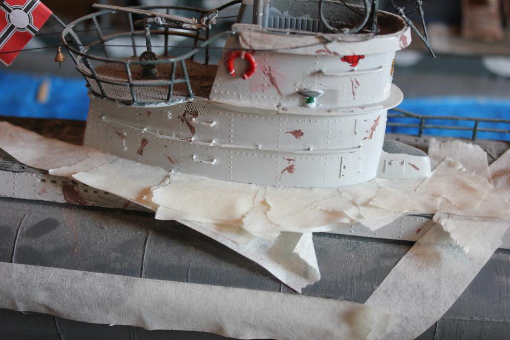 "[revell et scratch intégral] Diorama d'un BV-222 ""Wiking"" et d'un u-boot typ VII C au 1/72 - Page 6 Img_7520"