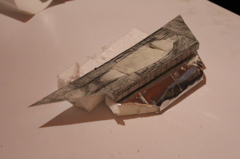 "[revell et scratch intégral] Diorama d'un BV-222 ""Wiking"" et d'un u-boot typ VII C au 1/72 - Page 6 Img_7525"