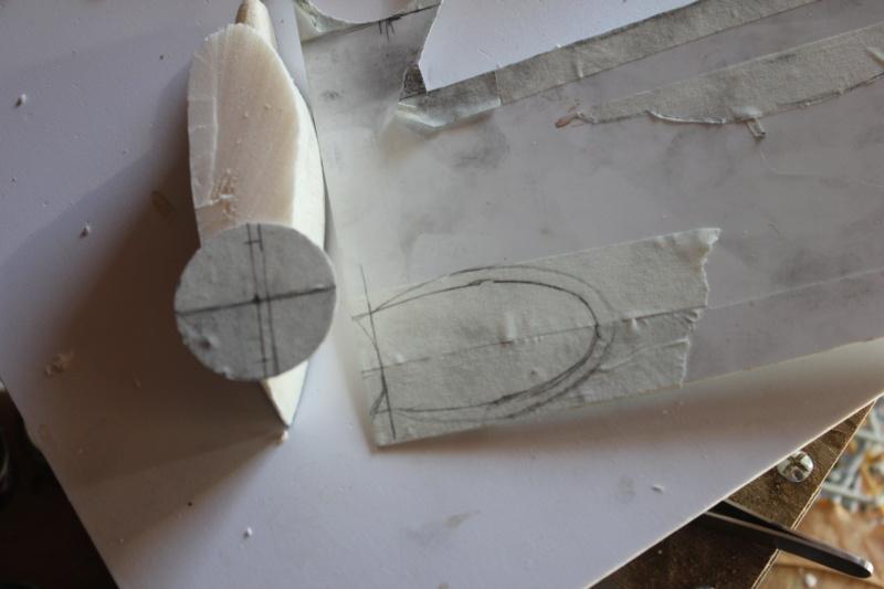 "[revell et scratch intégral] Diorama d'un BV-222 ""Wiking"" et d'un u-boot typ VII C au 1/72 - Page 6 Img_7528"