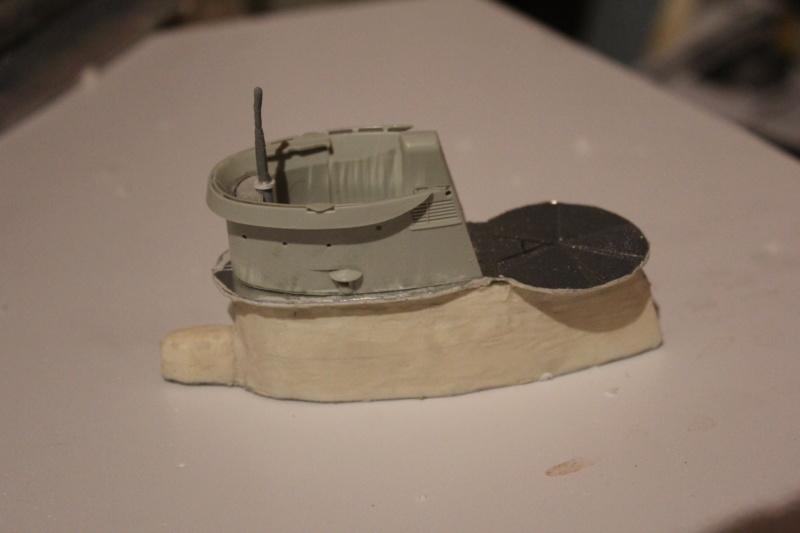 "[revell et scratch intégral] Diorama d'un BV-222 ""Wiking"" et d'un u-boot typ VII C au 1/72 - Page 6 Img_7531"