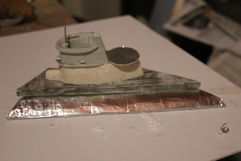 "[revell et scratch intégral] Diorama d'un BV-222 ""Wiking"" et d'un u-boot typ VII C au 1/72 - Page 6 Img_7532"