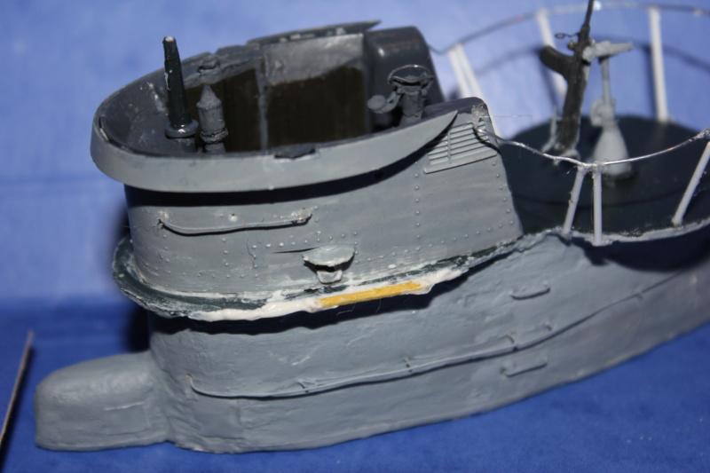 "[revell et scratch intégral] Diorama d'un BV-222 ""Wiking"" et d'un u-boot typ VII C au 1/72 - Page 7 Img_7710"