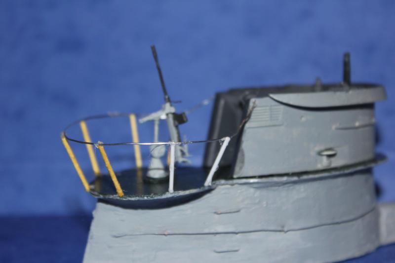 "[revell et scratch intégral] Diorama d'un BV-222 ""Wiking"" et d'un u-boot typ VII C au 1/72 - Page 7 Img_7711"