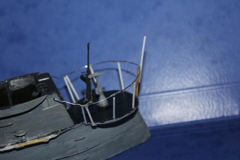 "[revell et scratch intégral] Diorama d'un BV-222 ""Wiking"" et d'un u-boot typ VII C au 1/72 - Page 7 Img_7714"