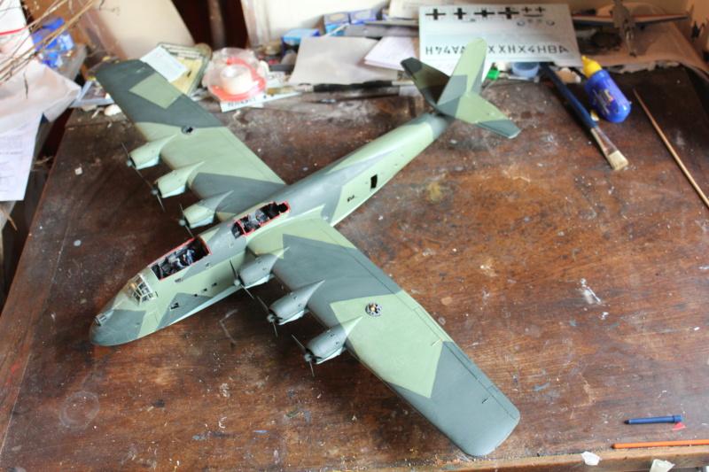"[revell et scratch intégral] Diorama d'un BV-222 ""Wiking"" et d'un u-boot typ VII C au 1/72 - Page 7 Img_7850"