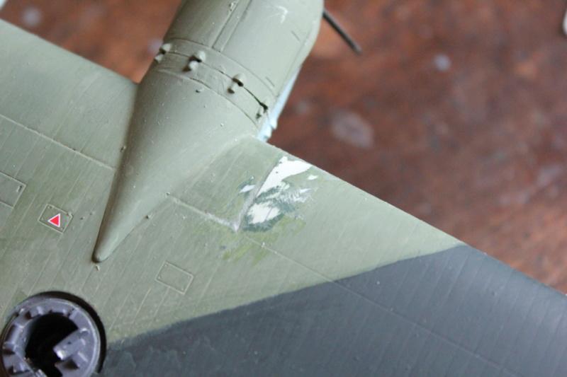 "[revell et scratch intégral] Diorama d'un BV-222 ""Wiking"" et d'un u-boot typ VII C au 1/72 - Page 7 Img_7851"