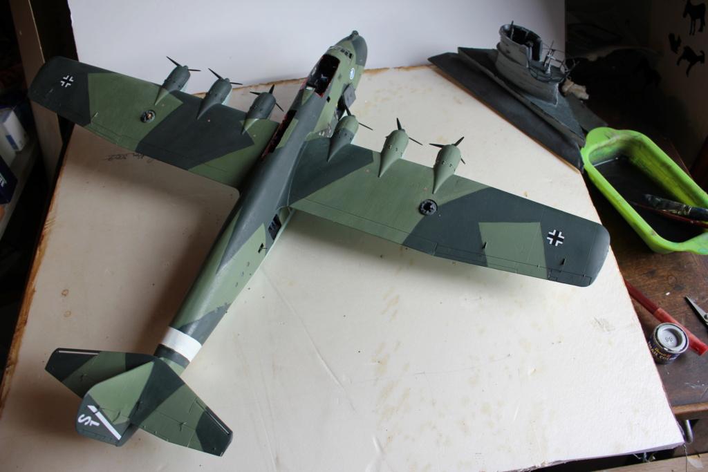 "[revell et scratch intégral] Diorama d'un BV-222 ""Wiking"" et d'un u-boot typ VII C au 1/72 - Page 7 Img_8011"