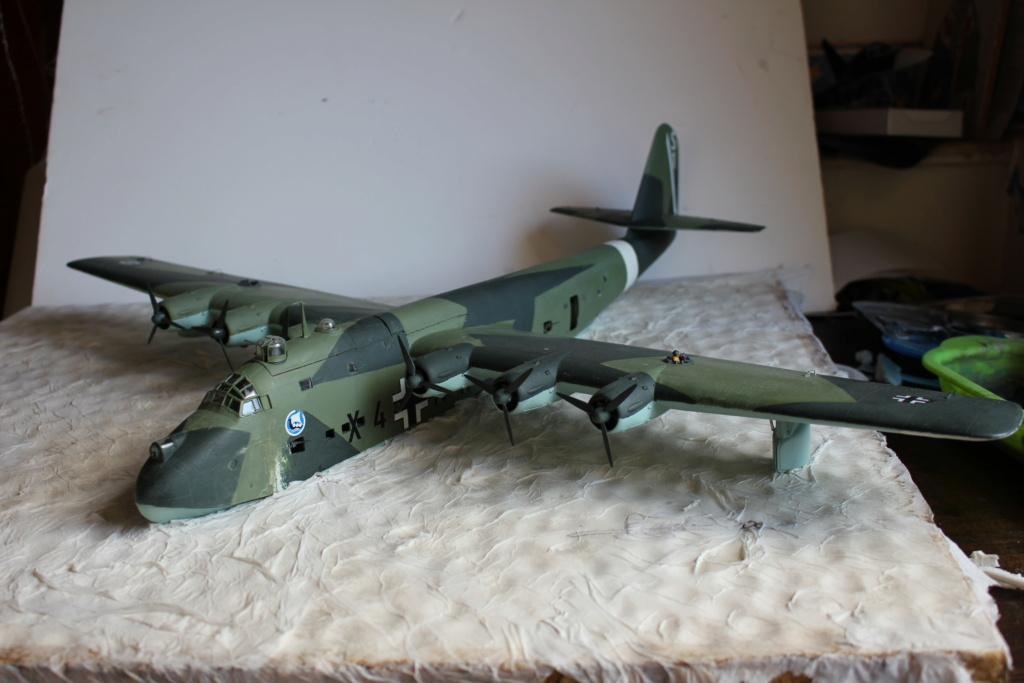 "[revell et scratch intégral] Diorama d'un BV-222 ""Wiking"" et d'un u-boot typ VII C au 1/72 - Page 7 Img_8013"