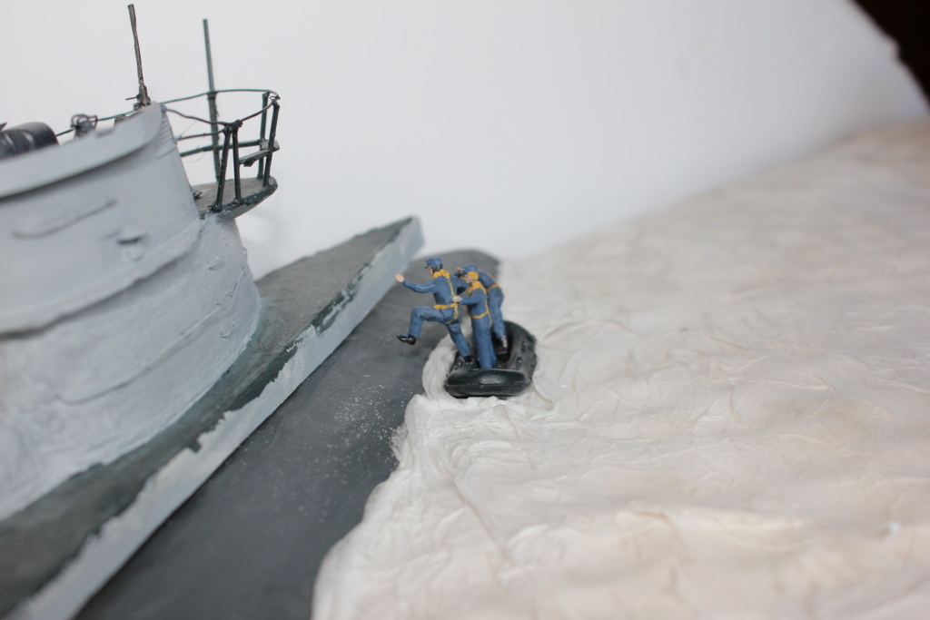 "[revell et scratch intégral] Diorama d'un BV-222 ""Wiking"" et d'un u-boot typ VII C au 1/72 - Page 7 Img_8017"