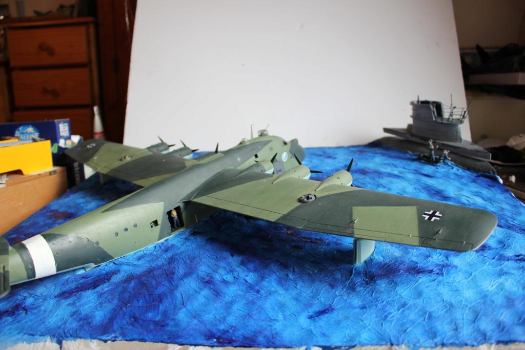 "[revell et scratch intégral] Diorama d'un BV-222 ""Wiking"" et d'un u-boot typ VII C au 1/72 - Page 7 Img_8018"