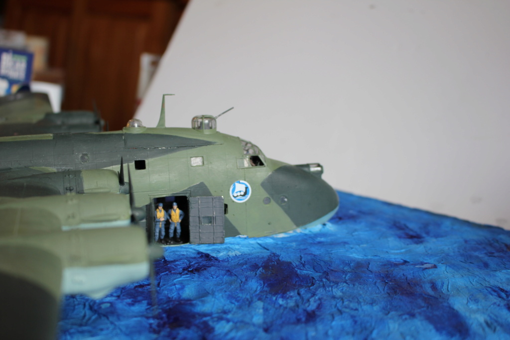 "[revell et scratch intégral] Diorama d'un BV-222 ""Wiking"" et d'un u-boot typ VII C au 1/72 - Page 7 Img_8019"