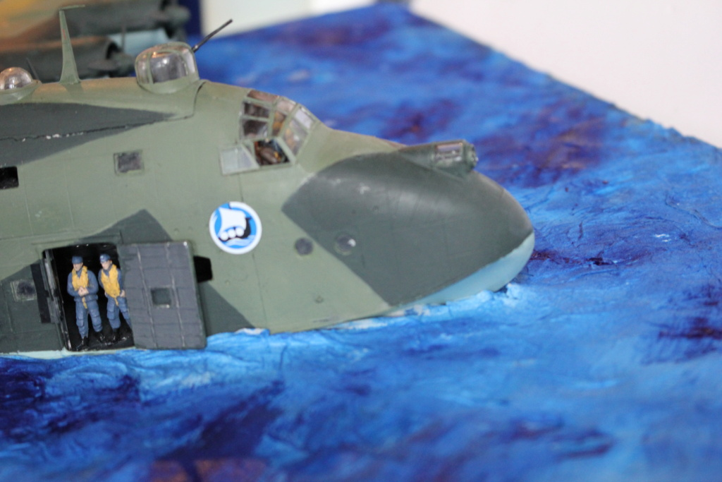 "[revell et scratch intégral] Diorama d'un BV-222 ""Wiking"" et d'un u-boot typ VII C au 1/72 - Page 7 Img_8023"