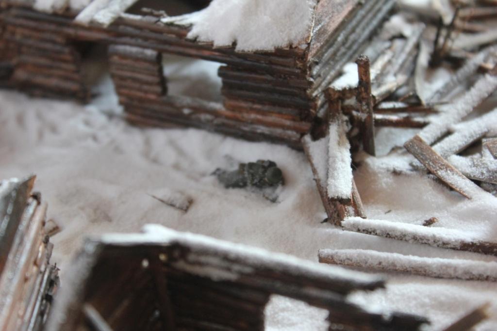 Diorama: Assaut contre un village sur le front de l'Est, hiver 1944-1945 Thumb131