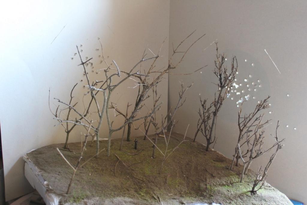 Diorama: Assaut contre un village sur le front de l'Est, hiver 1944-1945 Thumb_12