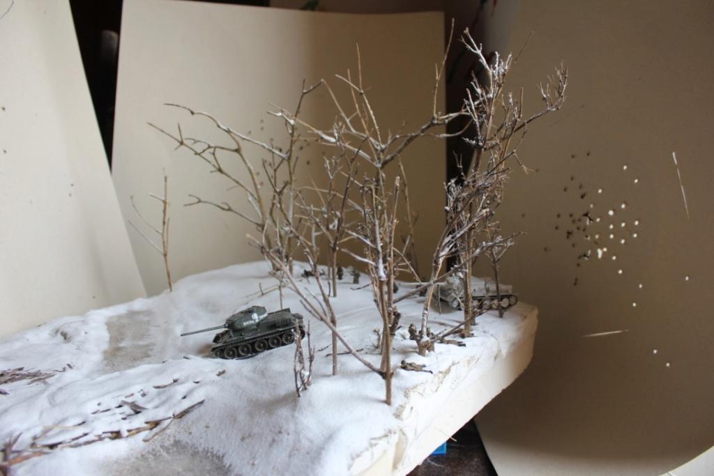 Diorama: Assaut contre un village sur le front de l'Est, hiver 1944-1945 Thumb_25