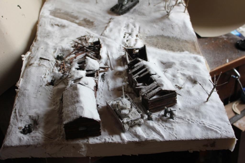 Diorama: Assaut contre un village sur le front de l'Est, hiver 1944-1945 Thumb_36
