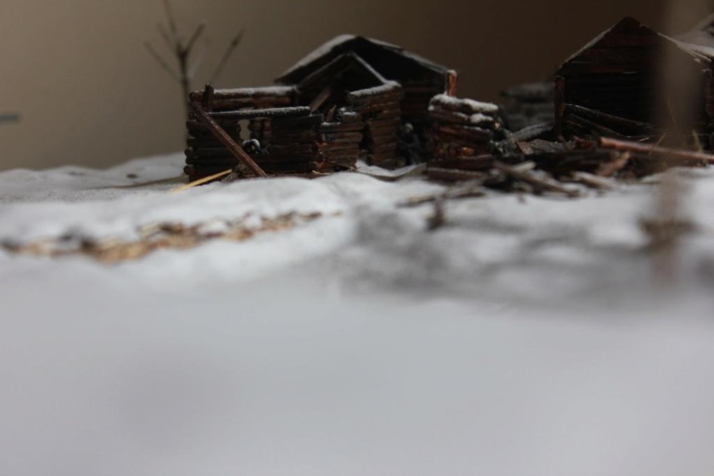 Diorama: Assaut contre un village sur le front de l'Est, hiver 1944-1945 Thumb_53