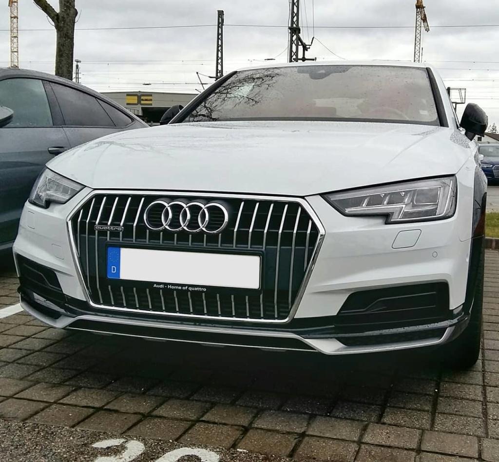 2018 - [Audi] A4 restylée  - Page 4 47585010