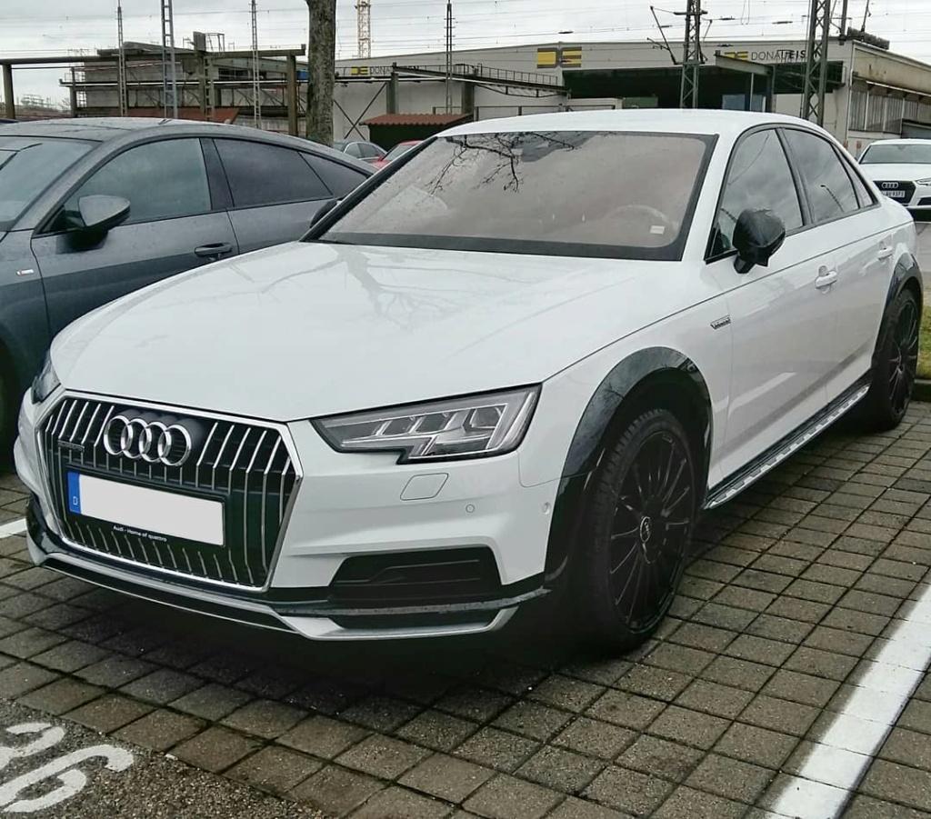 2018 - [Audi] A4 restylée  - Page 4 47691410