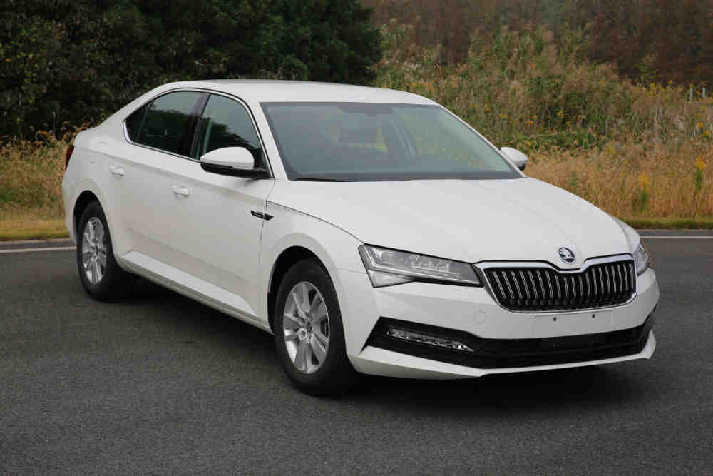 2018 - [Skoda] Superb restylée  710