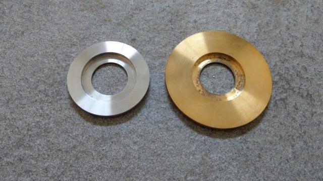 Custom made for VPI Classic TT Platter Shaft Collar Imag1414