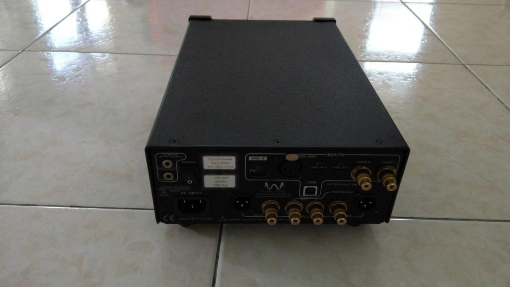 Wyerd 4 Sound DAC-2v2, Upgrade Femto-Grade Master Clock Wechat13