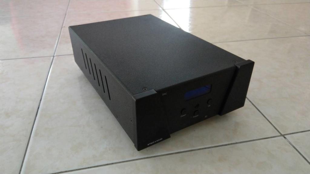 Wyerd 4 Sound DAC-2v2, Upgrade Femto-Grade Master Clock Wechat15