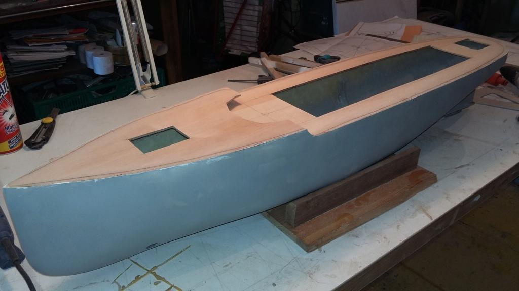 Némésis motor yacht classique 20161012