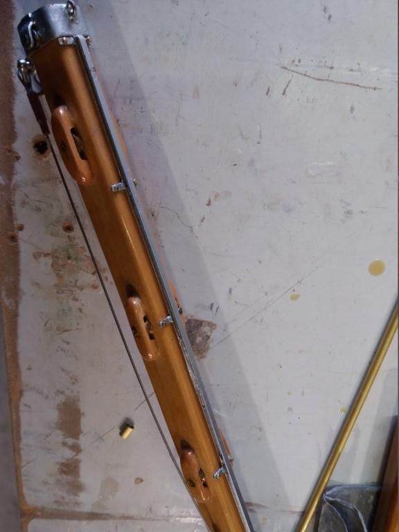 « Méthode » de construction maquette de voilier RC en bois  - Page 2 20190322