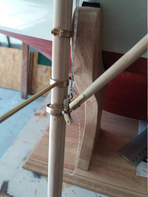 « Méthode » de construction maquette de voilier RC en bois  - Page 2 20190817