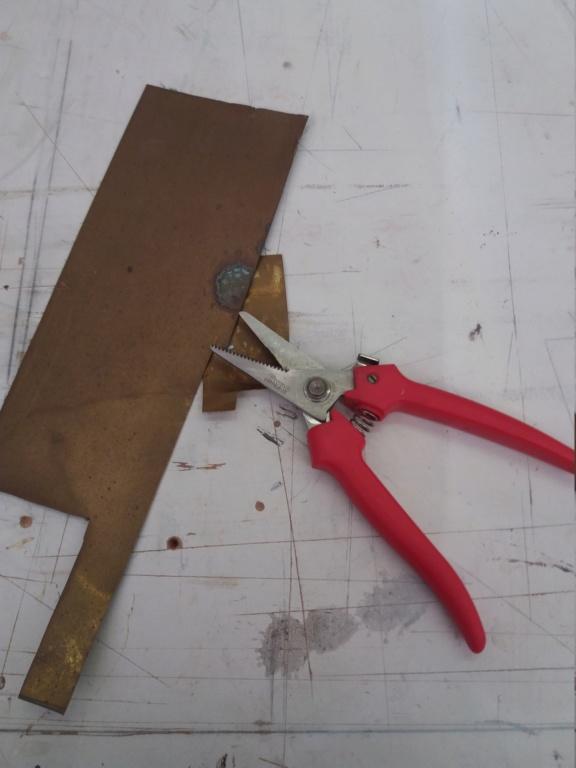 « Méthode » de construction maquette de voilier RC en bois  - Page 2 20190919