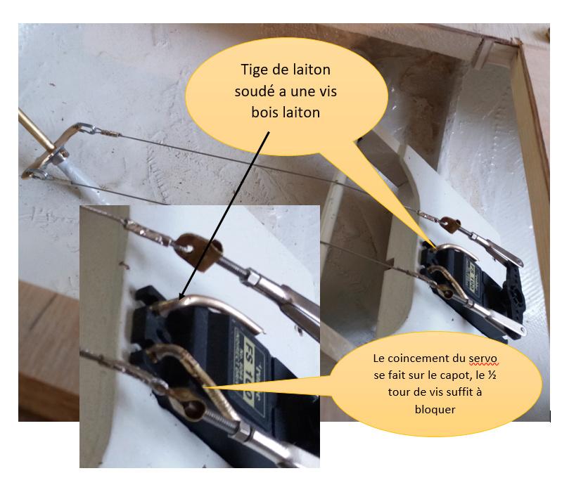« Méthode » de construction maquette de voilier RC en bois  - Page 2 Bloqua10