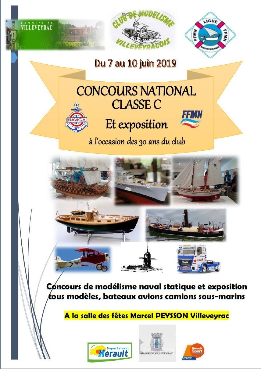 Concours national C(statique) + expo du 7au 10 juin 2019 Concou12
