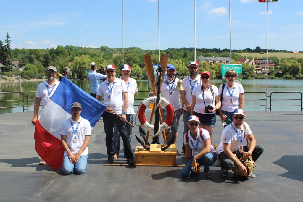 championnats du monde de modélisme naval BANK Hongrie  Img_1624