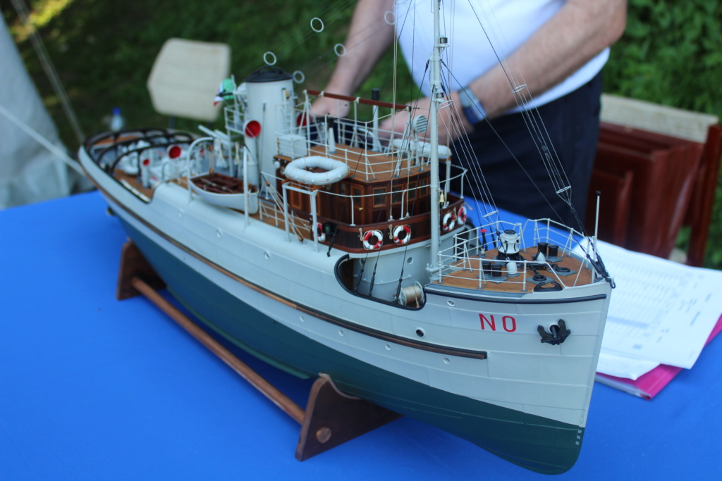 championnats du monde de modélisme naval BANK Hongrie  Img_1718