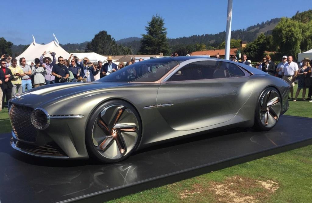 2019 - [Bentley] EXP 100 GT Concept - Page 2 20190812